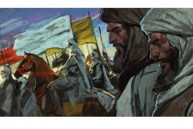 حسن روحالامین به پروژه «محمدرسولالله» پیوست