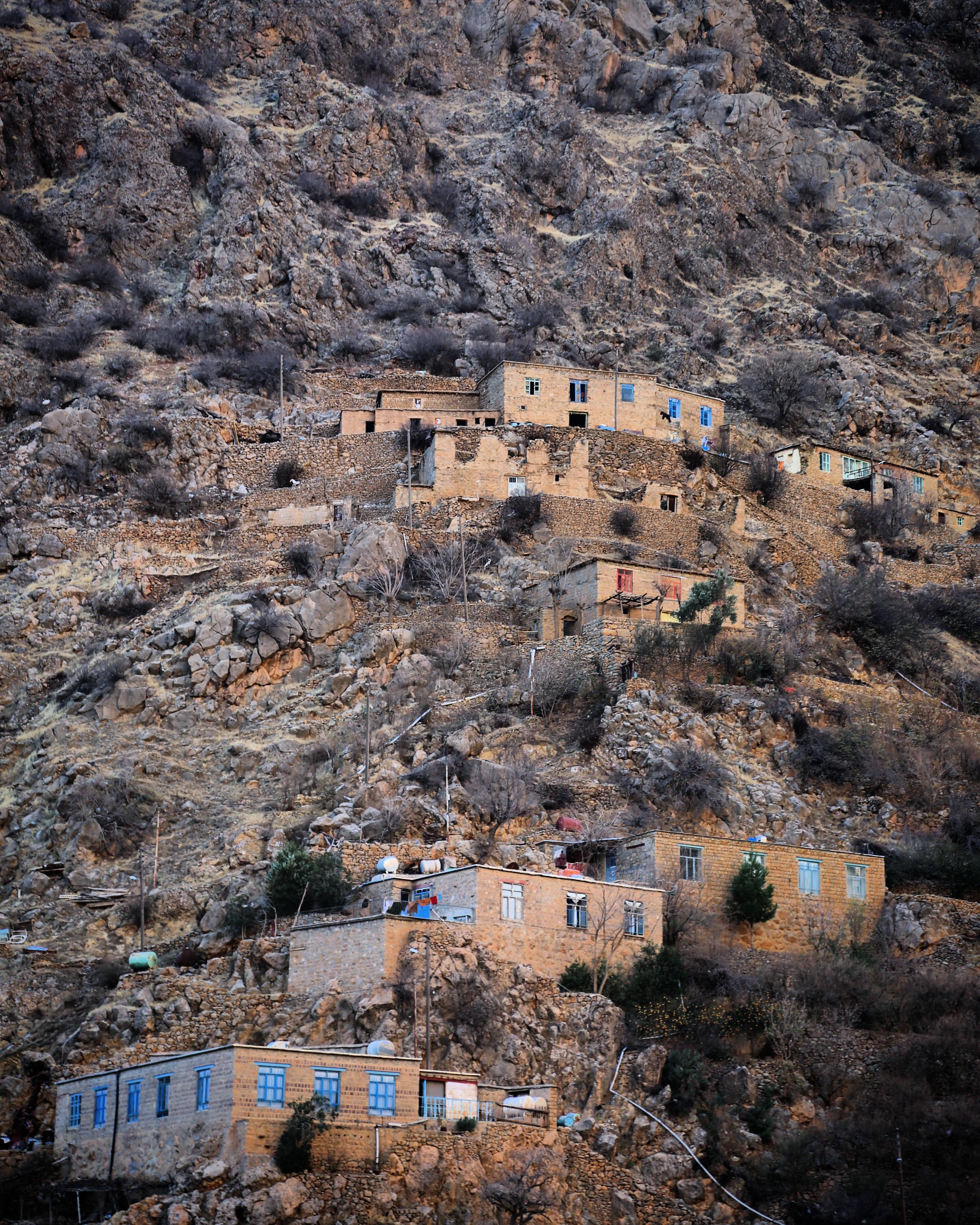 روستای هجیج /کرمانشاه