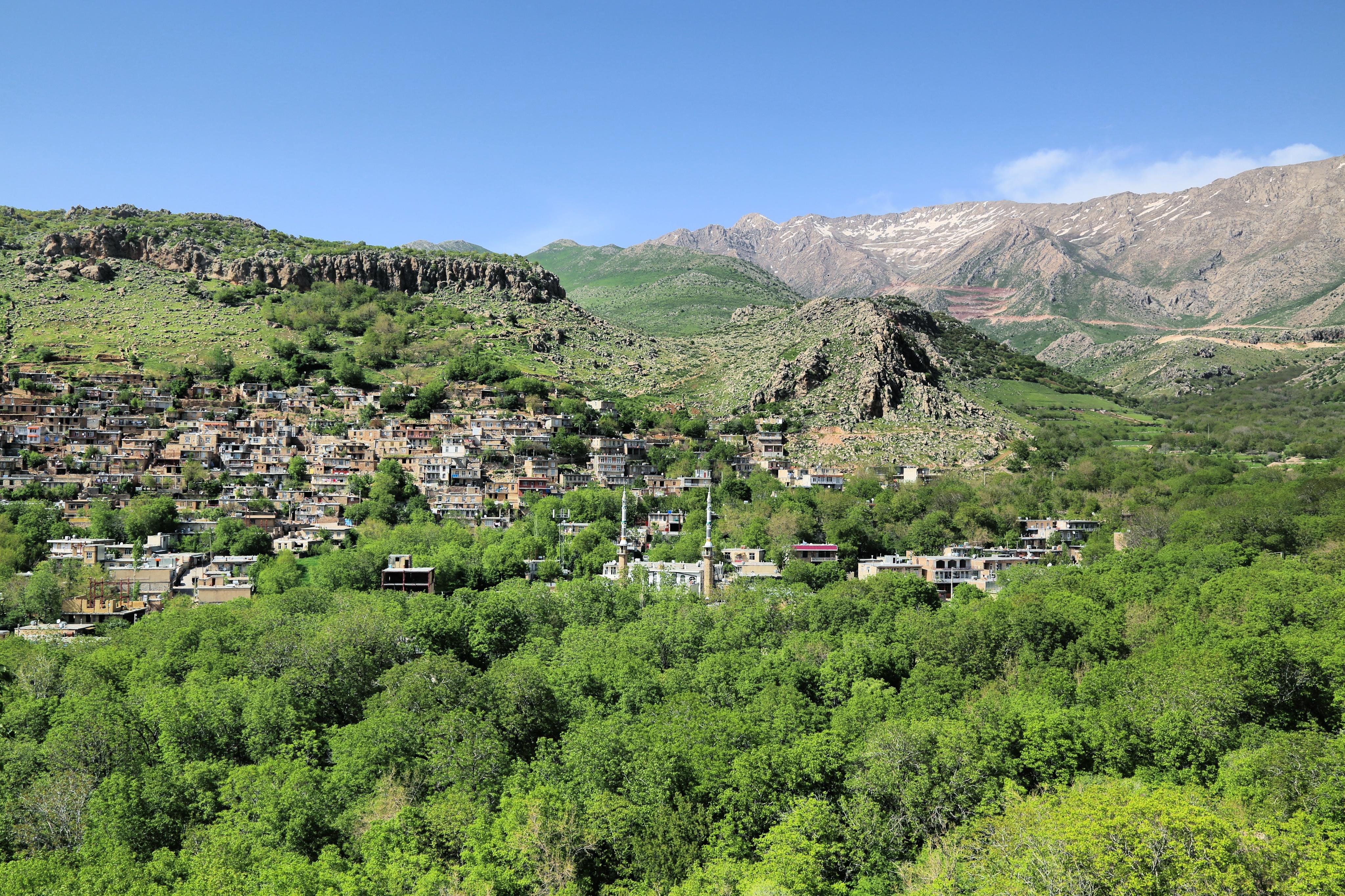 روستای شمشیر /پاوه/ کرمانشاه