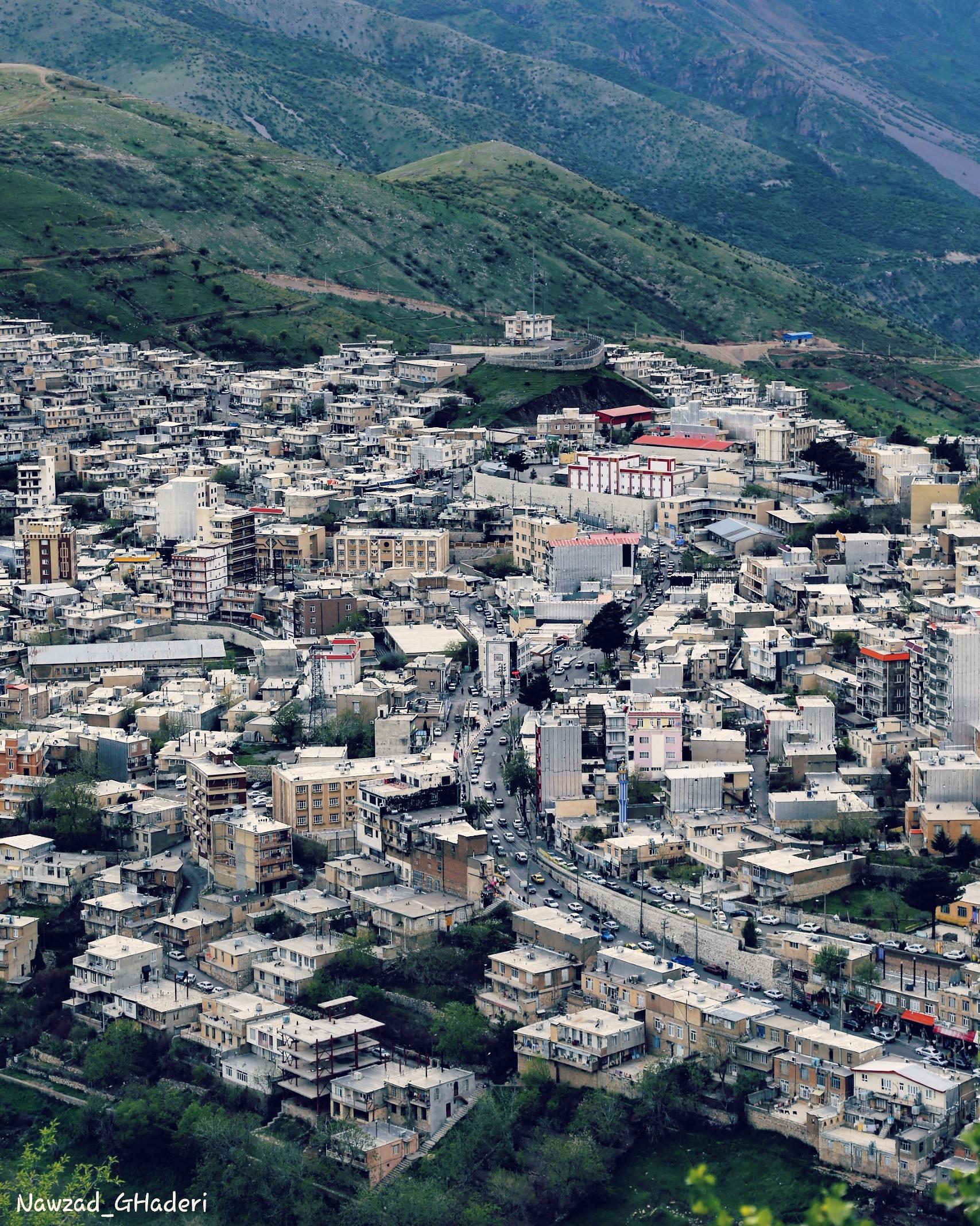 شهر پاوه/ کرمانشاه