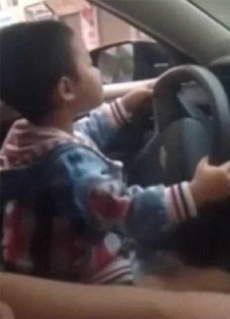 رانندگی-بچه