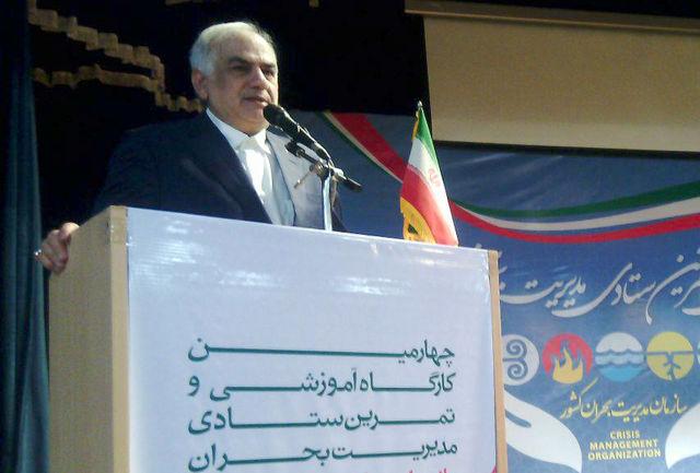 وقوع 16 بحران شناسایی شده در مازندران