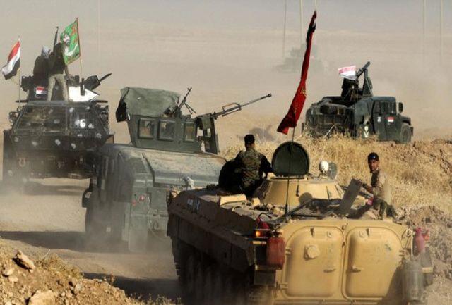 الحشد الشعبی محاصره تلعفر را کامل کرد