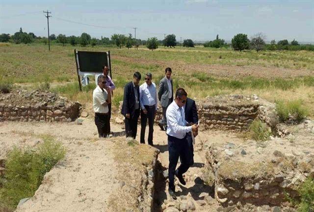 آغاز کاوشهای باستانشناسی محوطه سهتپه نیشابور