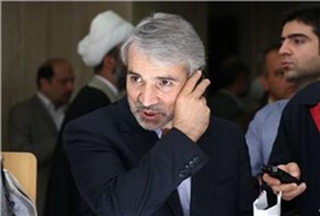 نوبخت: انتخاب دکتر صالحی، بیانگر اهمیت وزارت ورزش و جوانان نزد رییس جمهوری است