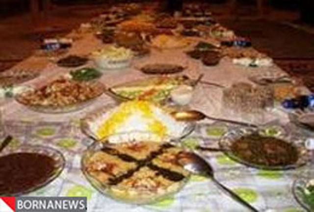 افطار غذای چرب نخورید