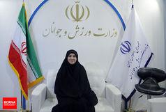 محمدیان: نباید از قافله رشد و توسعه ورزش ایران عقب بمانیم