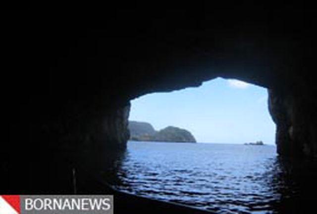 غار آبی نیوزیلند عمیقترین و طولانیترین غار آبی جهان+فیلم