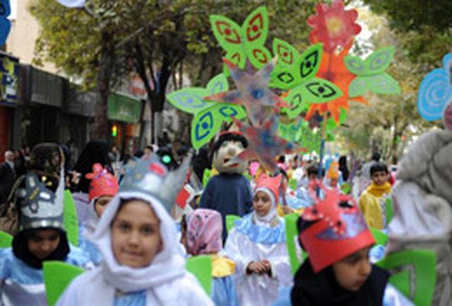 پیام دبیر جشنواره تئاتر کودک به دبیر جشنواره فیلم کودک