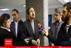 نظر سخنگوی وزارت امور خارجه در مورد دیپلماسی ورزشی