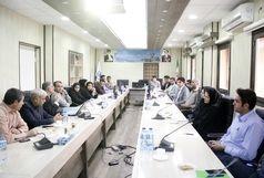 برگزاری جلسه ایمنی، بهداشت و محیط زیست (HSE) شرکت آب و فاضلاب روستایی هرمزگان