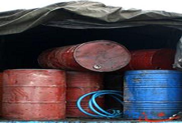 کشف سوخت قاچاق در قزوین