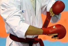 آقای گل جهان در اردوی تیم ملی کاراته+عکس