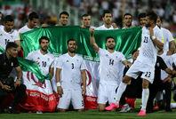 دیدار تیم ها فوتبال ایران- ازبکستان -۲