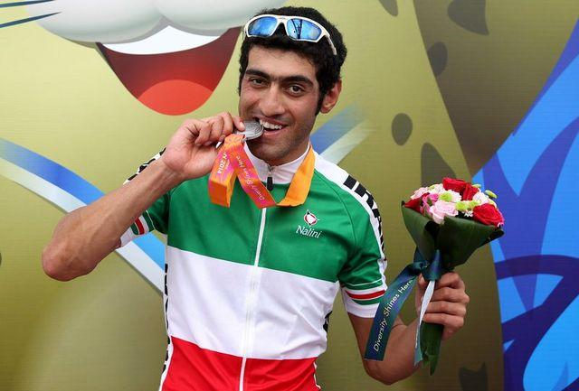 چهار دوچرخه سوار المپیکی ایران مشخص شدند