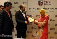 امضای تفاهم نامه بین دانشگاه آزاد اسلامی و دانشگاه UPM مالزی