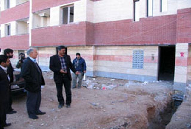 افتتاح 3هزار و 500واحد مسكن مهر در استان سمنان