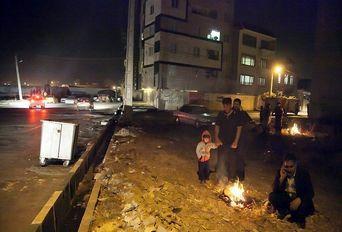 گلایه های مردم زلزله زده در گفتگو با خبرنگاران اعزامی خبرگزاری برنا/ ببینید