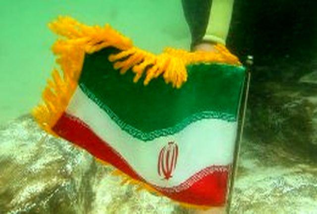 مراسم عبادی نمایندگان ادیان الهی در محراب زیر آب برگزار شد