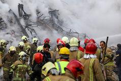 اعلام همدردی و آمادگی آبفا آذربایجان شرقی برای امدادرسانی به حادثه ساختمان پلاسکو