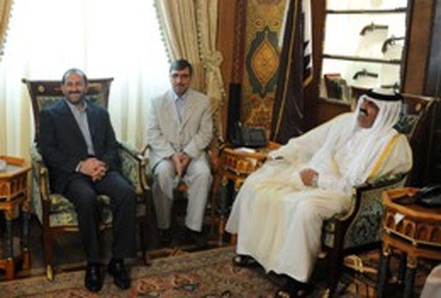 حمایت امیر قطر از سعیدلو در انتخابات AFC