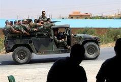 کشف مخفیگاه موشکهای ضدهوایی داعش
