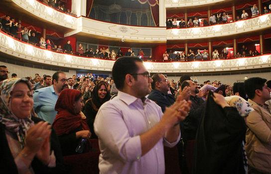 کنسرت ارکستر ملی ایران