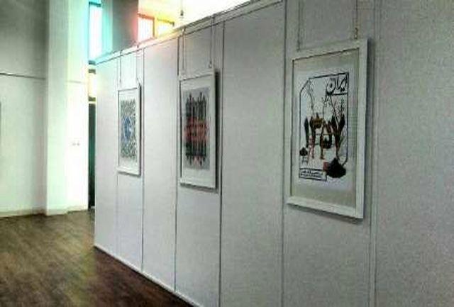 برگزاری نمایشگاه پوسترهنرجویان ناشنوای بروجردی
