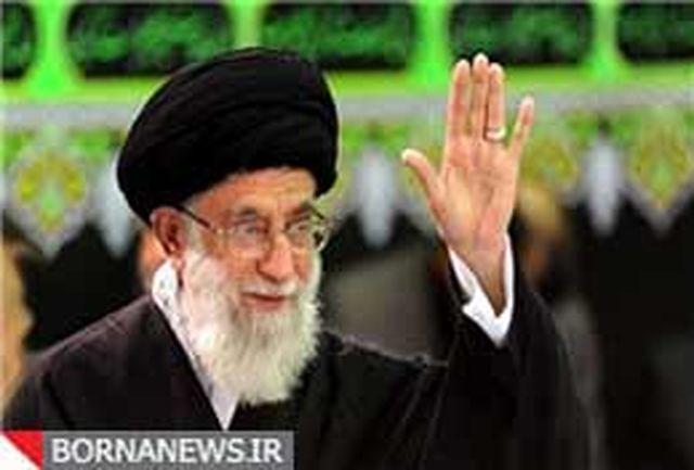 شرکتکنندگان اجلاس بینالمللی جوانان و بیداری اسلامی به دیدار رهبر معظم انقلاب رفتند