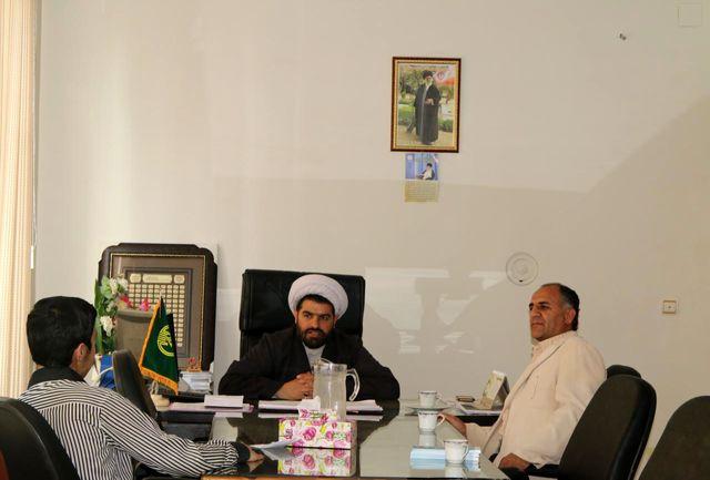 جلسه  برنامه ریزی های کمی و کیفی اوقات فراغت شهرستان شهریار