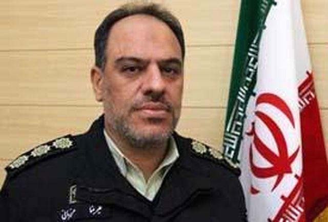شرور کرمانشاهی با قرار وثیقه یک میلیارد ریالی روانه زندان شد