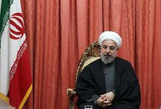 روحانی:آغوش کشور به روی ایرانیان خارج از کشور باز است/تلاش می کنیم اقتصاد کشور را قابل پیش بینی کنیم