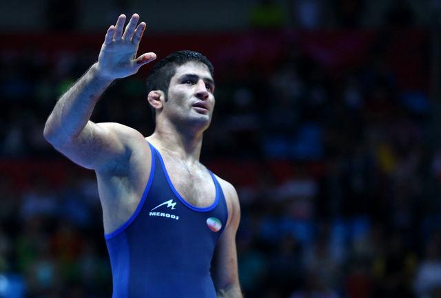 سعید عبدولی در ترکیب اولیه تیم اعزامی به قهرمانی آسیا قرار گرفت