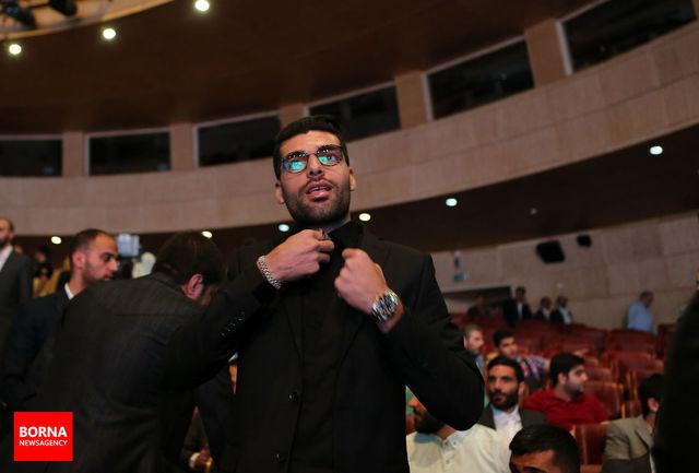 جایزه آقای گل به موزه امام رضا (ع) اهدا میشود