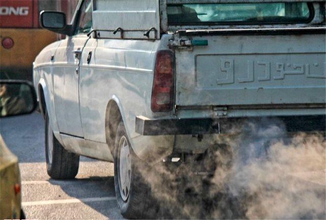 ممنوعیت شماره گذاری ۱۵ خودروی آلوده+اسامی خودروها