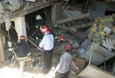 انفجار امروز منزل مسکونی خسارت جانی نداشت