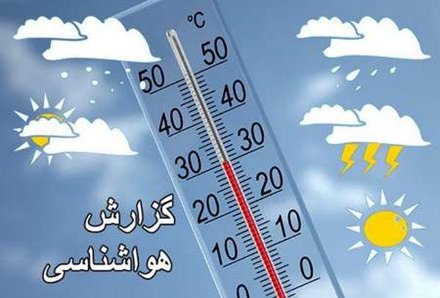 وزش باد گرم در شمال کشور