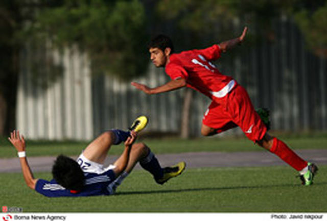 اعلام اسامی نفرات تیم فوتبال زیر 16 سال برای حضور در تورنمنت گالیانی