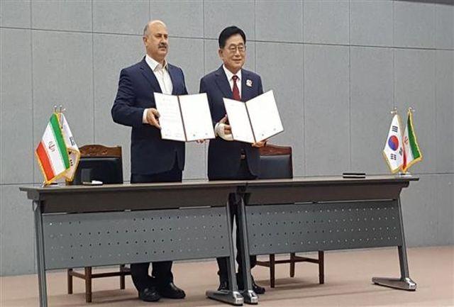امضای یادداشت تفاهم همکاری میان شهرهای سانچئون کره جنوبی و رامسر در زمینه محیط زیست