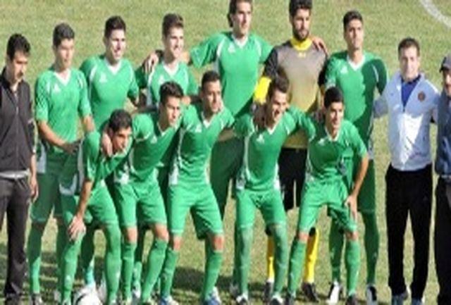 شادی 5هزار نفر وصعود خیبر خرم آباد به دور دوم لیگ دو