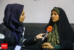 سخنان شهربانو امانی در غرفه خبرگزاری برنا/ ببینید