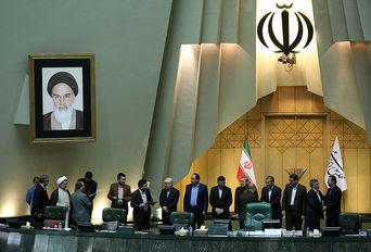 سومین روز جلسه رای اعتماد به وزرای پیشنهادی در صحن مجلس -1