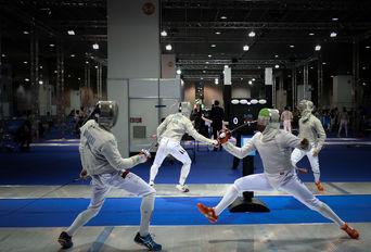 رقابتهای شمشیربازی دانشجویان جهان - ۱
