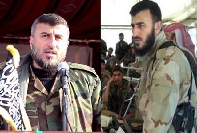 هلاکت سرکرده جیش الاسلام در سوریه