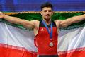 کسب مدال برنز مسابقات جهانی وزنه برداری توسط یک سیرجانی