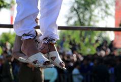 اجرا شدن حکم اعدام قاتل زن ایلامی