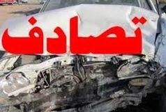 1کشته و یک زخمی در تصادف جاده محور در شهر -بدره