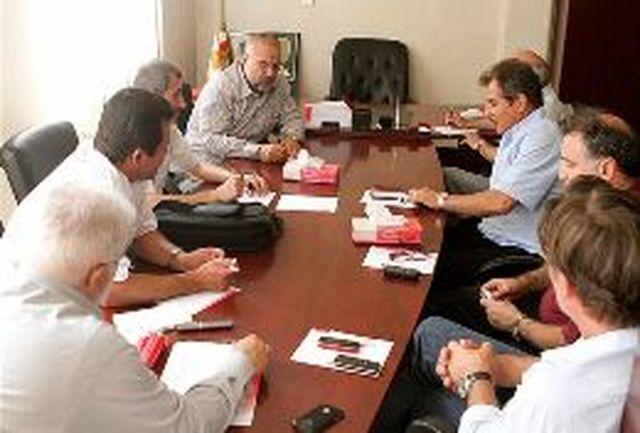 جلسه کمیتهفنی پرسپولیس سه شنبه برگزار میشود