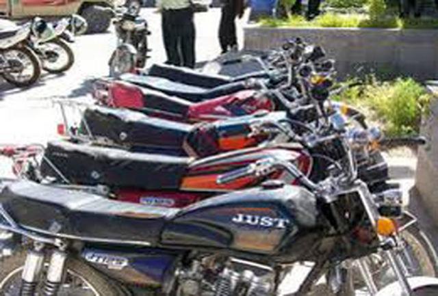 طرح برخورد با موتورسیکلت سواران متخلف با جدیدت در شیراز اجرا می شود
