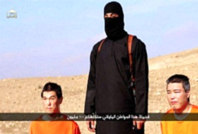 داعش گروگانهای ژاپنی را 72ساعت دیگر میکشد